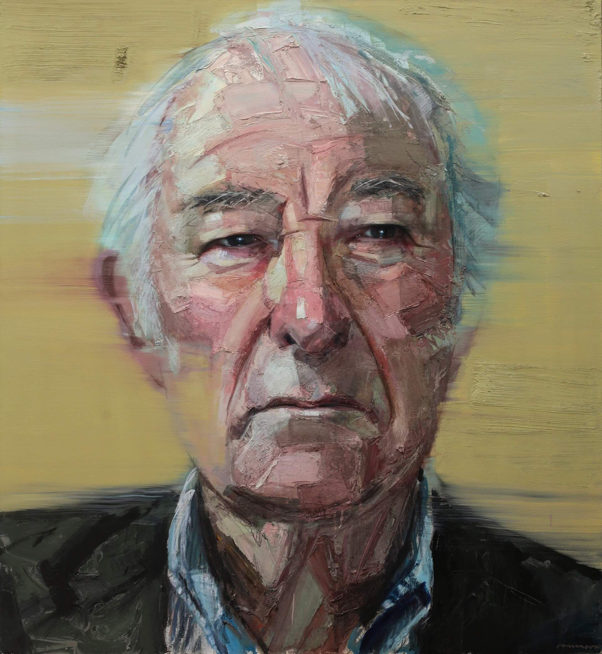 Colin Davidson Contemporary artist, living and working