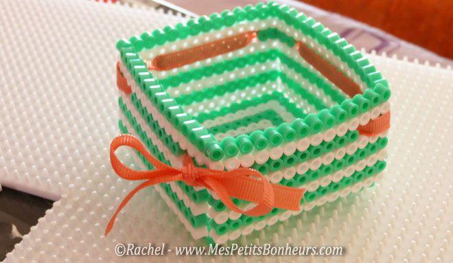 DIY Hama perler box by Rachel - Mes Petits Bonheurs