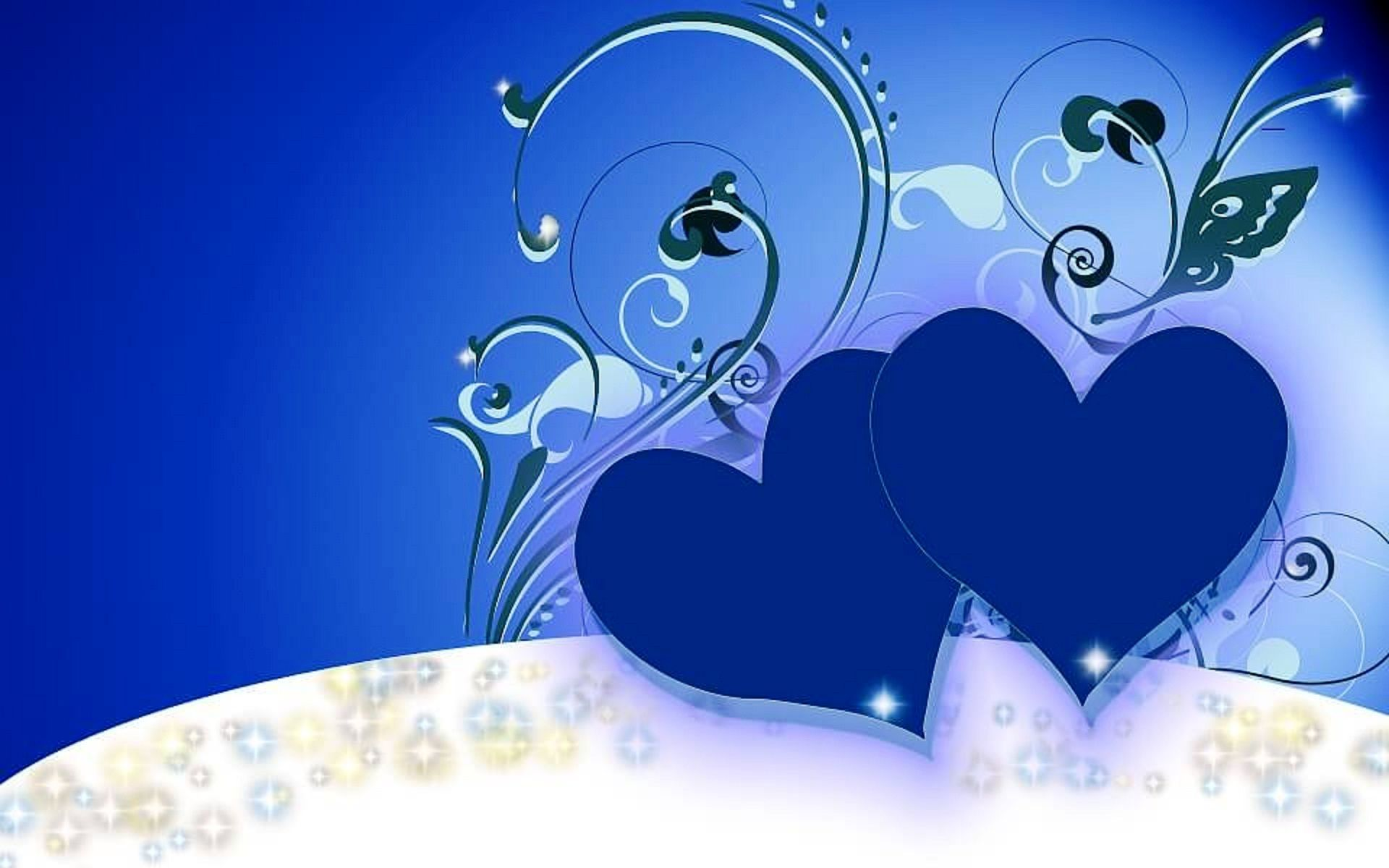 superb abstract design heart