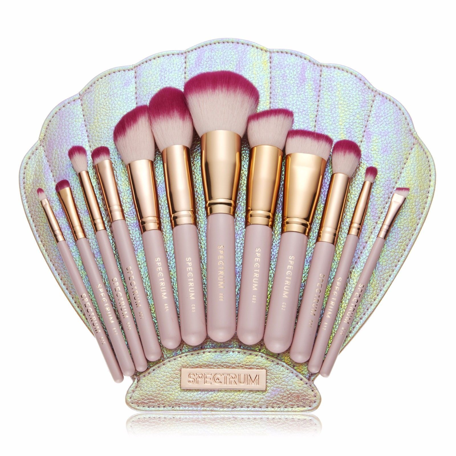 spectrum shell Brushes Brush sets, Brush, Diy beauty hacks