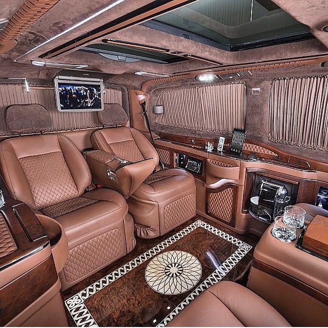2014 Rolls Royce Limousine Interior