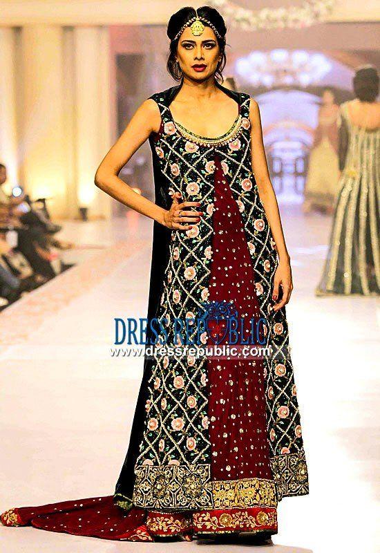 674b299bb551 Pakistani Bridal wear Toronto by Tabassum Mughal