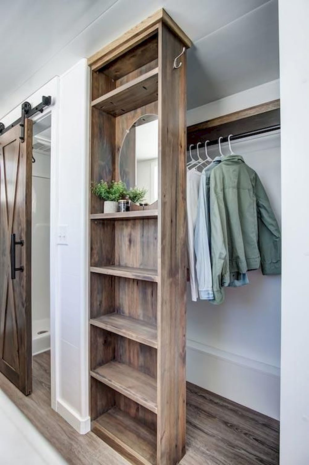 65 Space Saving Tiny House Storage Organization and Tips Ideas #tinyhousestorage