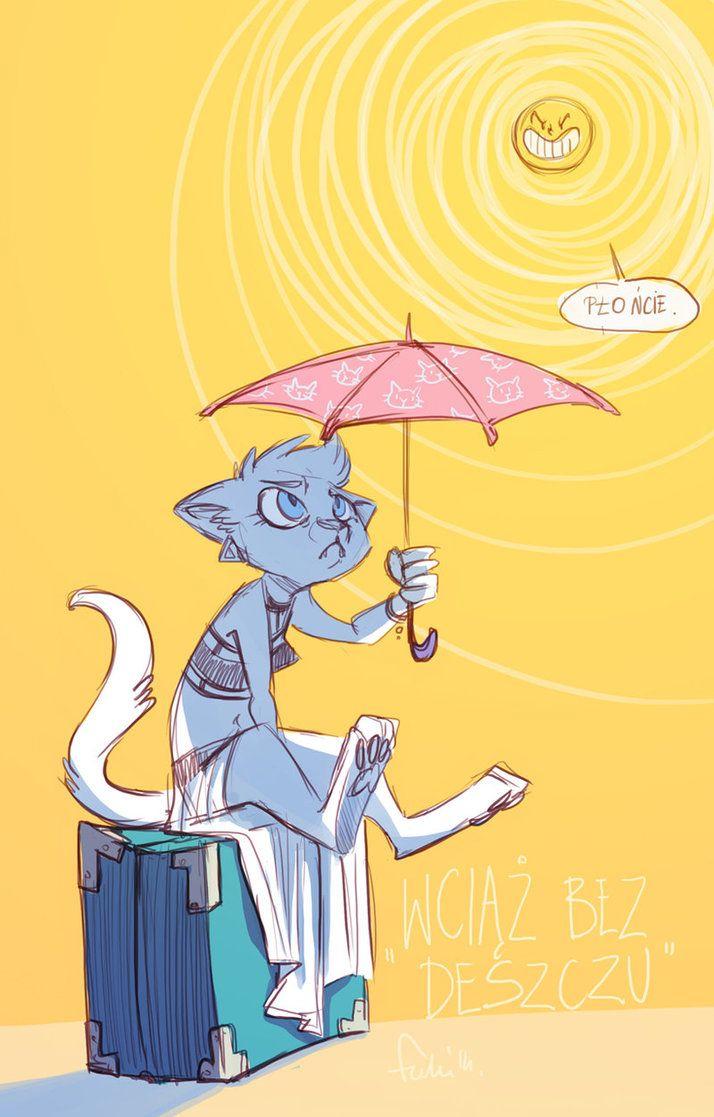 still no rain by Fukari on deviantART