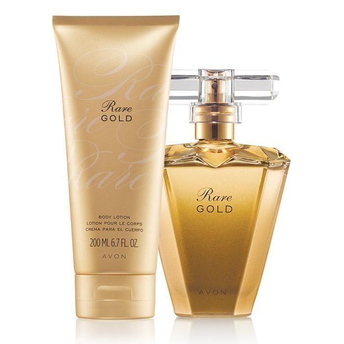 Avon Rare Gold Eau De Parfum Is An Elegant Mix Of Floral Aromas