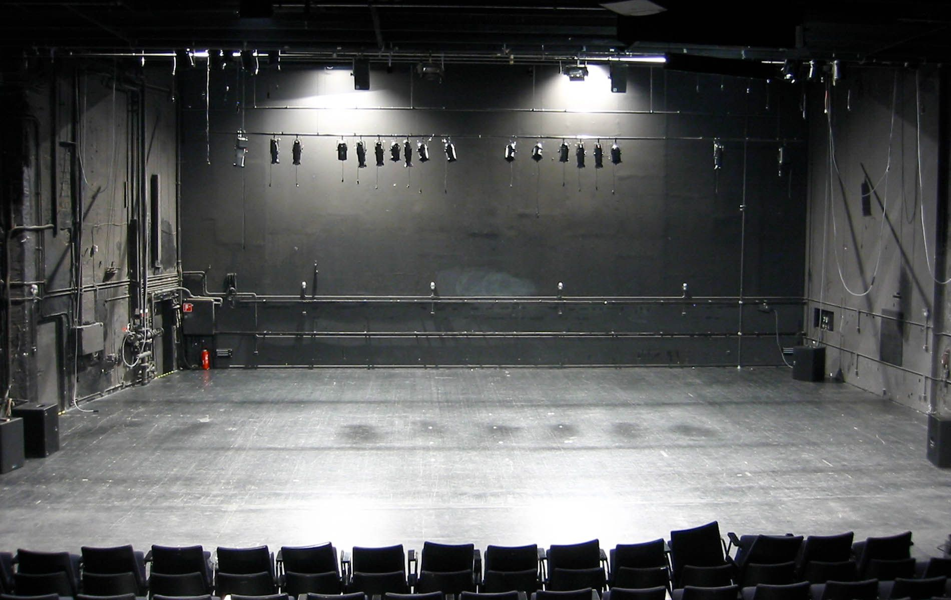 an empty stage...i can feel it filling with possibility | Theatre stage,  Theatre, Stage design