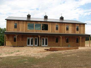 2 story barndominium interior for the home pinterest for 2 story barndominium