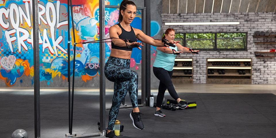 Benefits Of Using A Cable Pulley Machine The Beachbody Blog Warrior Workout Workout Results Resistance Workout