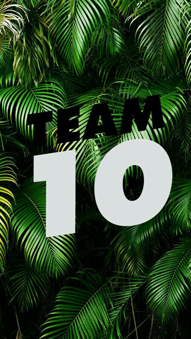iphone wallpaper team10 Team 10 iphone wallpaper  Me