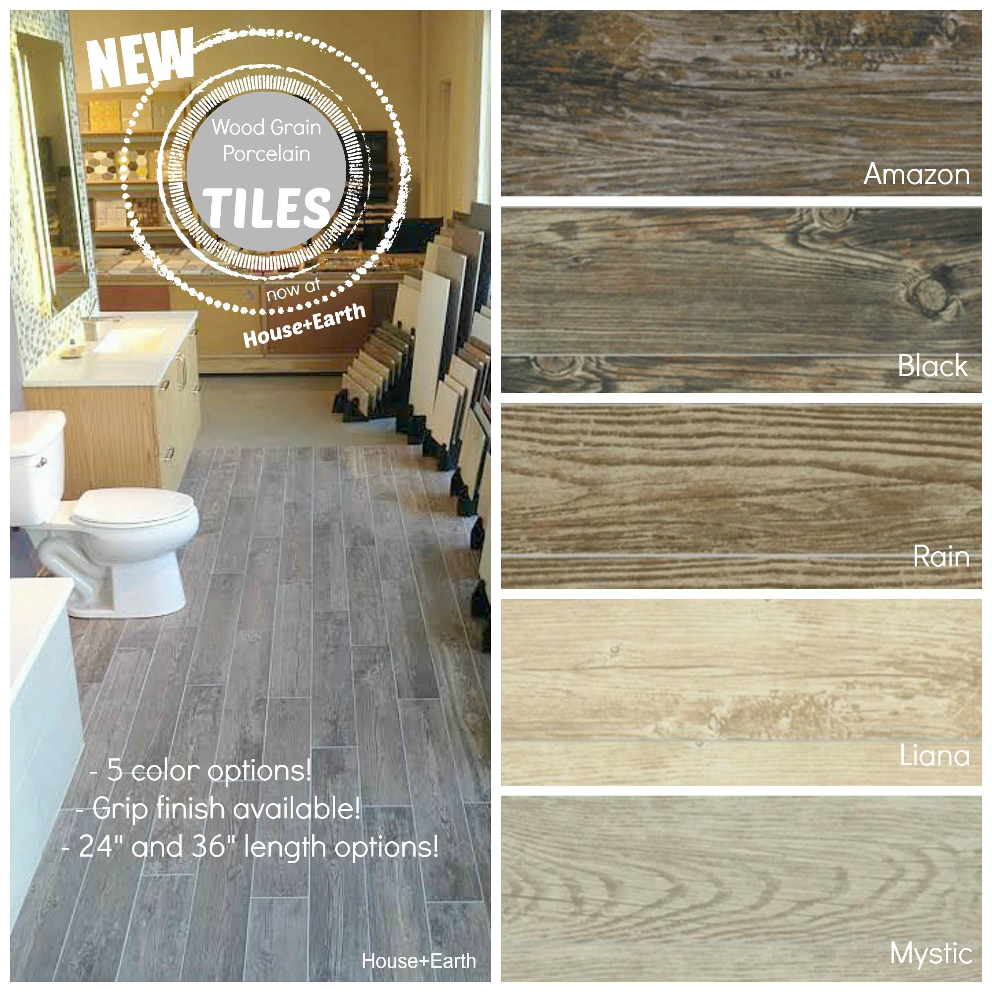 Wood Printed Porcelain Tiles Available At House Earth Woodtile Houseandearth