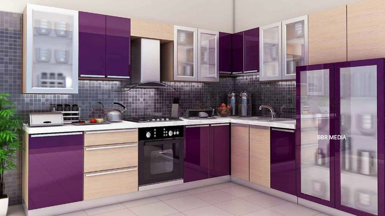 Latest Kitchen Wardrobe Designs of 3  Kitchen Designs