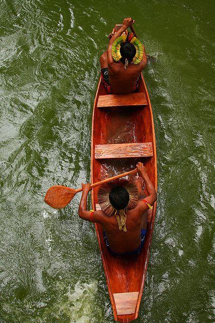competição de canoagem by Oswaldo Forte, via Flickr