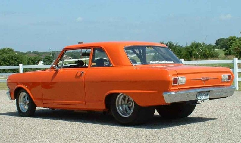 1965 Chevy Ii Nova  Maintenance  Restoration Of Old  Vintage