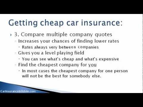Comparison Of Auto Insurance Quotes Online Get A Real Quote Watch Video Here Http Bestcar Solut Car Insurance Cheap Car Insurance Low Car Insurance