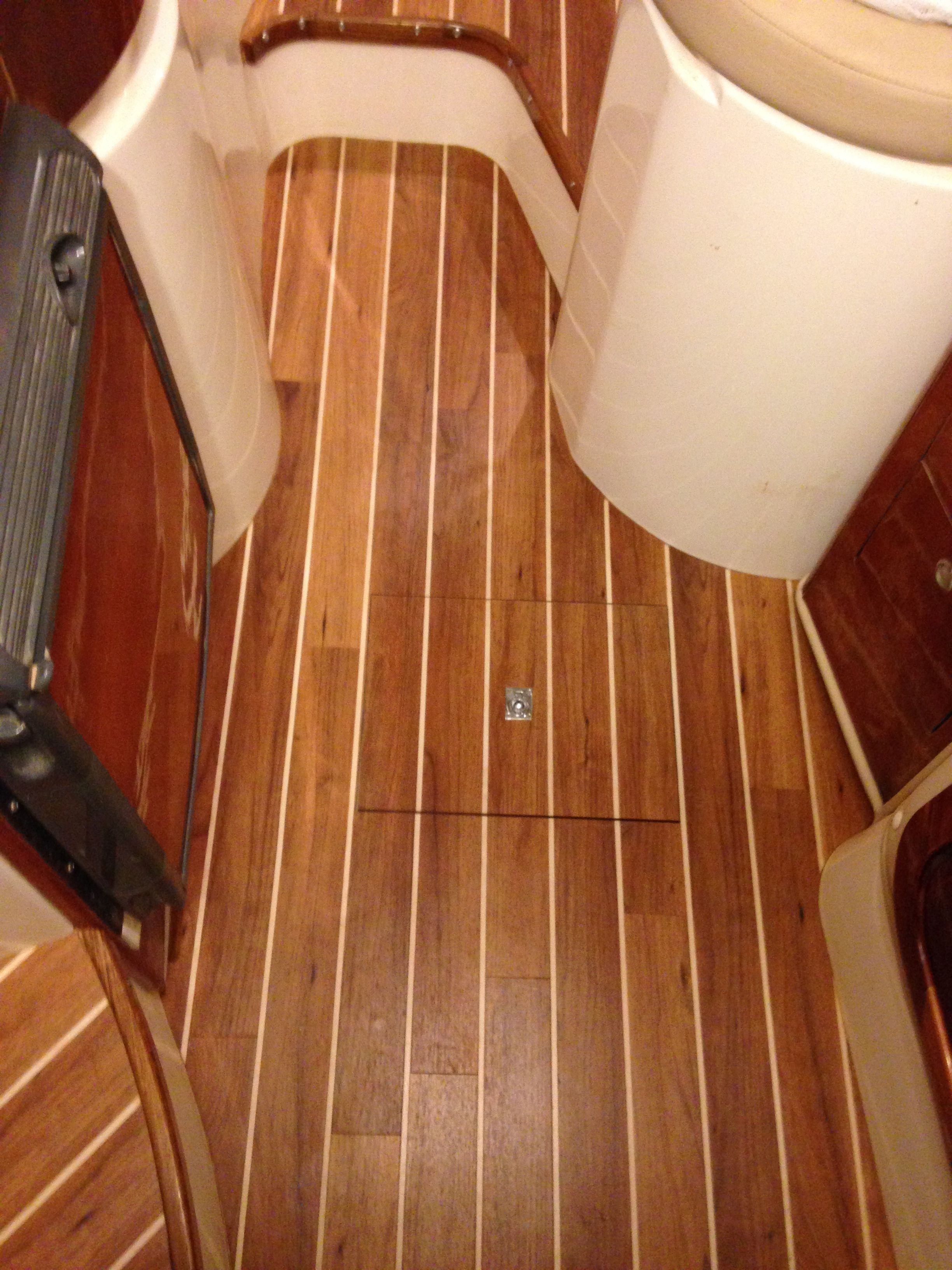 Amtico Interior Flooring Teak Decking Http Www Custommarinecarpentry Com