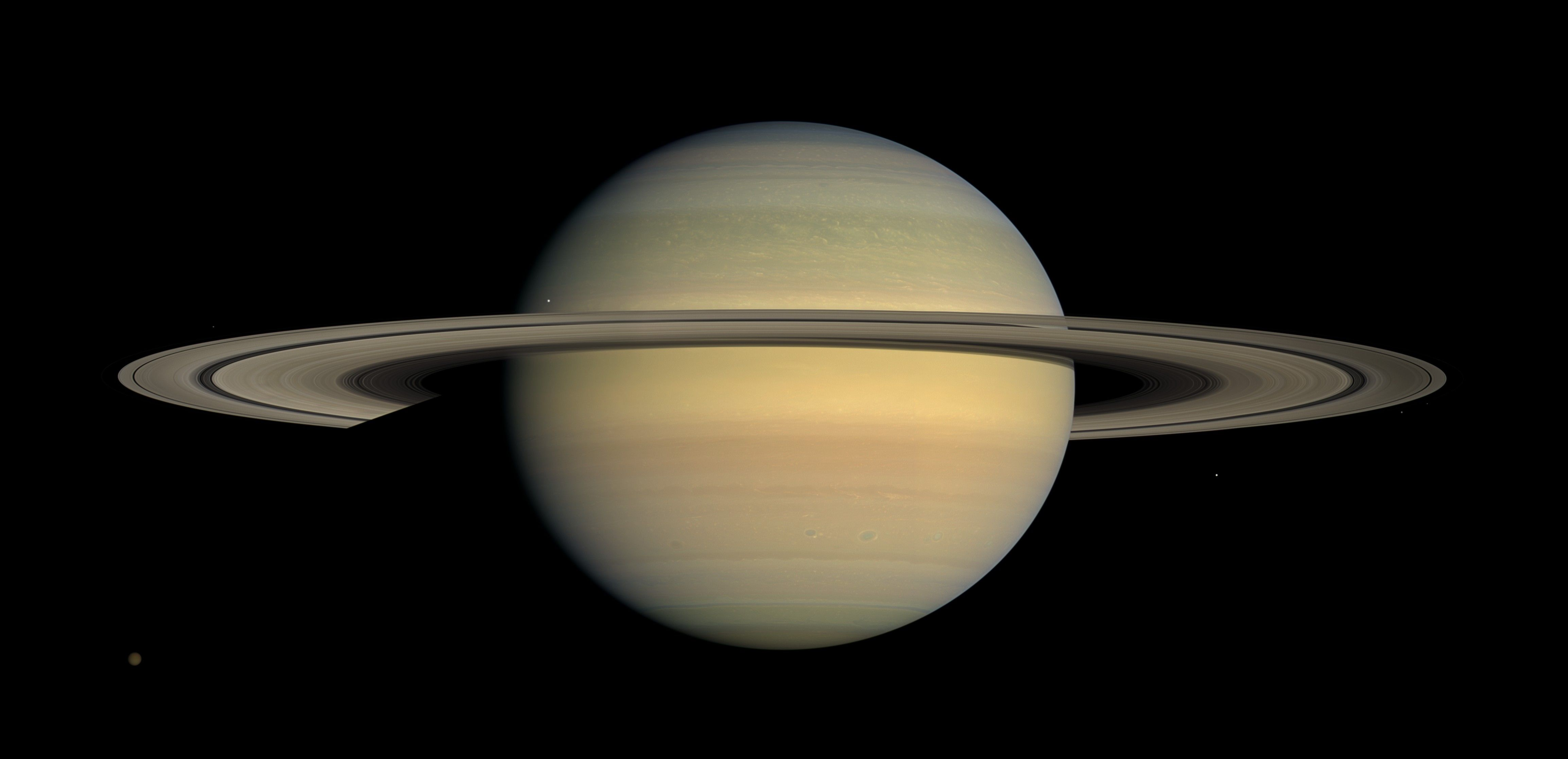 One Day On Saturn Takes 10 7 Hours The Time It Takes For Saturn