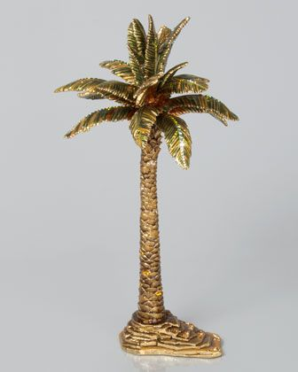 Palm+Tree+by+Jay+Strongwater+at+Horchow.