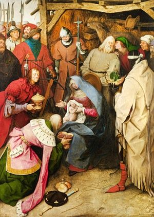 Why are there no great British nativity scenes? http://www.theguardian.com/artanddesign/jonathanjonesblog/2015/dec/22/why-are-there-no-great-british-nativity-scenes