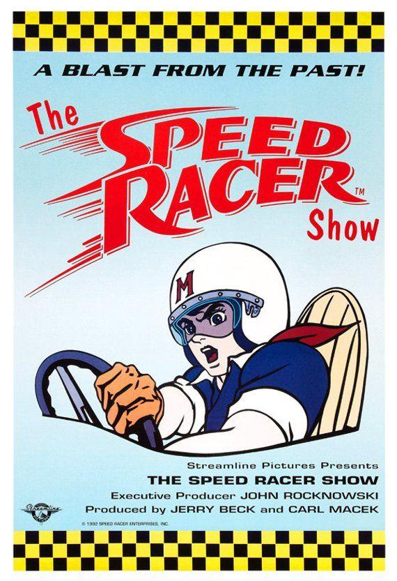 Speed Racer Comic iphone case