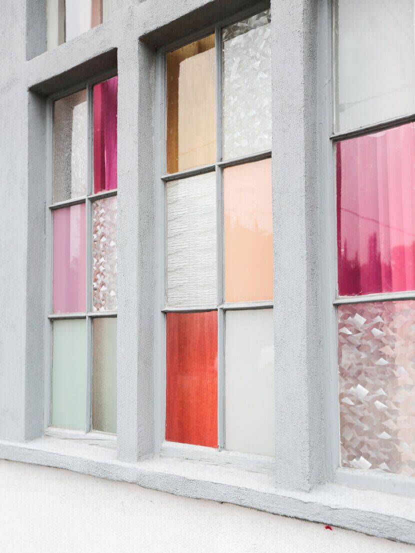 How We Transformed Our Studio Windows In One Hour Get