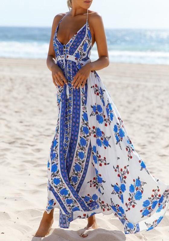 26+ Boho halter neck dress trends