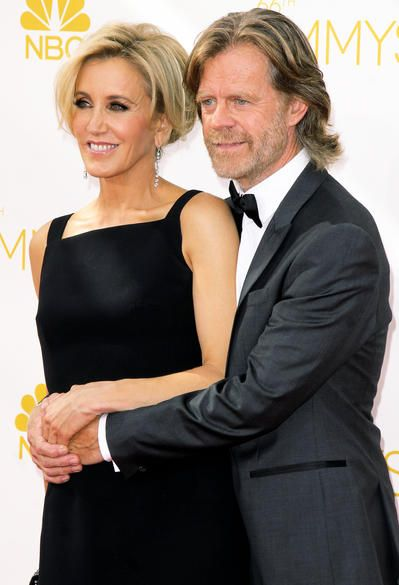 13 Famous Couples Who Will Never Ever Break Up Felicity Huffman