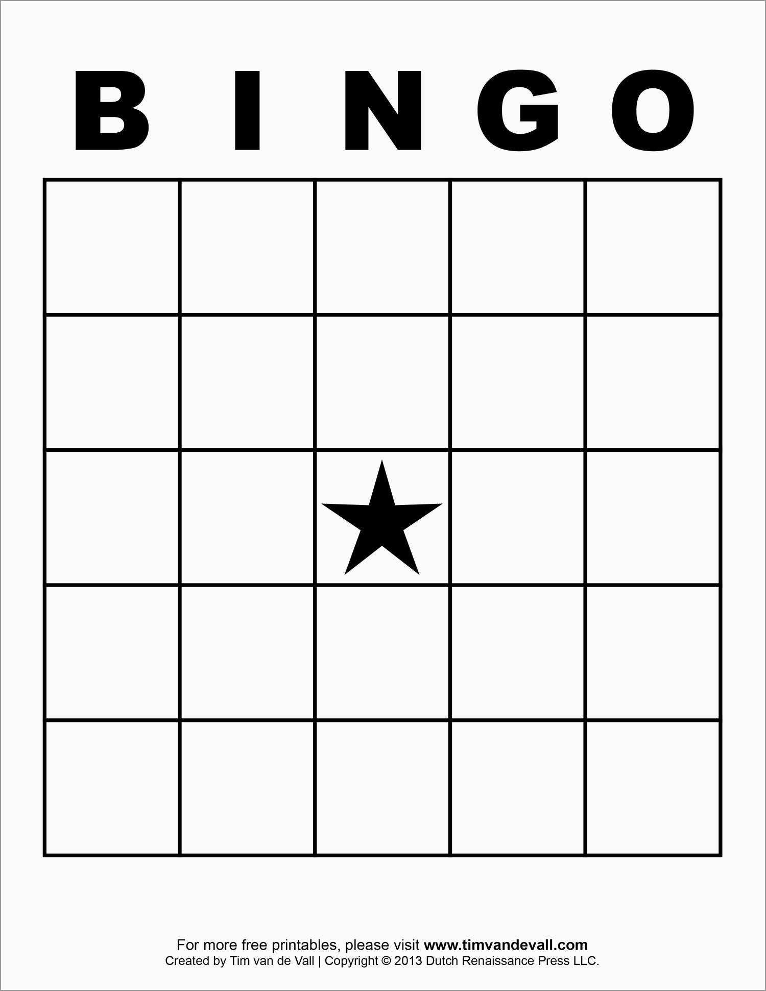 Luxury Bingo Card Template Free Best Of Template For Bingo Card