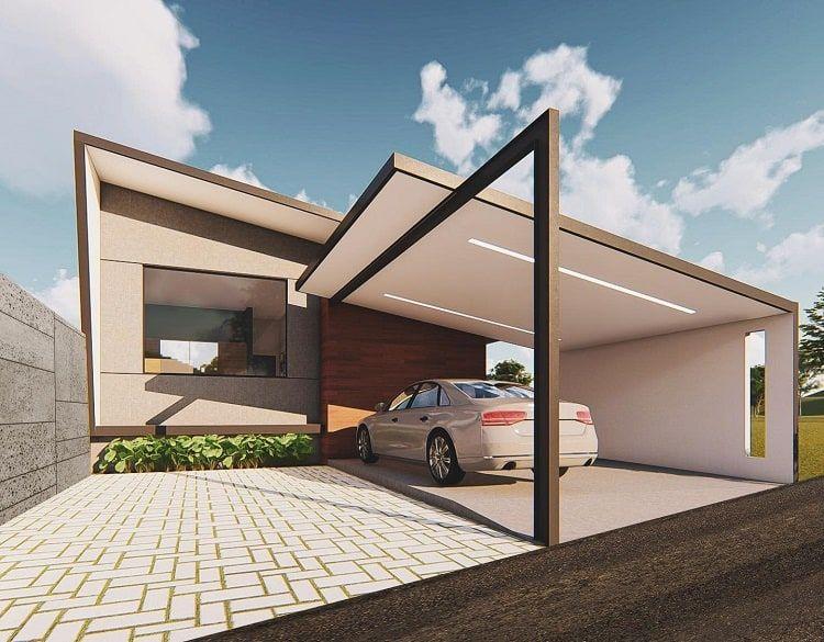 The 50 Best Carport Ideas The Ideal Space For Storing Your Pride And Joy Car Porch Design Modern Carport Carport Design