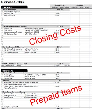 A Complete Guide To Closing Costs In Kentucky Closing Costs