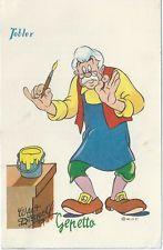 CPA - Carte postale TOBLER Walt-Disney Gepetto - Postcard