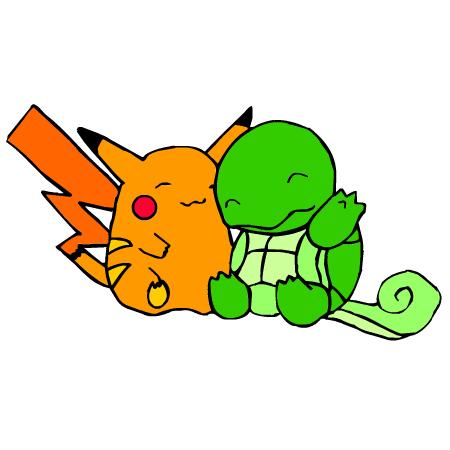 Coloriage pokemon en ligne my blog - Dessin pokemon couleur ...