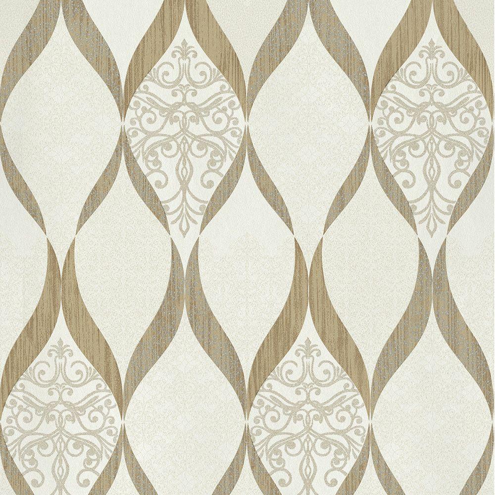 Schön Tapete orientalisches Muster Sammlung Von Wohndesign Dekor