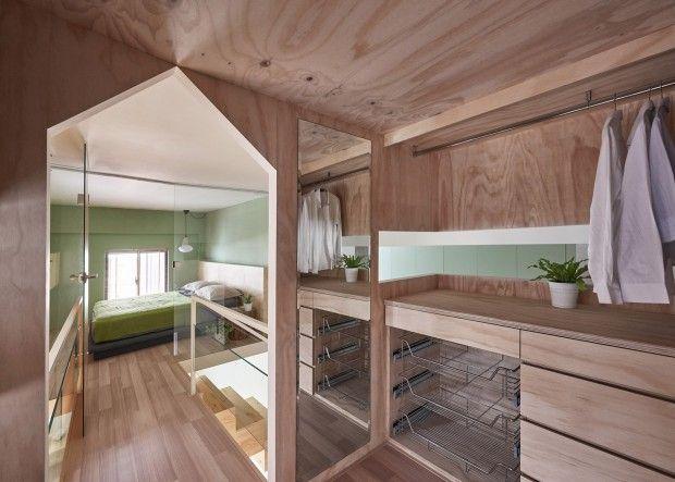 Rénovation d'appartement à Kaohsiung par HAO Design - Journal du Design