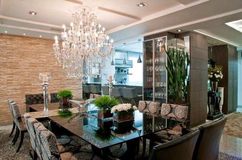 Armario Para Lavanderia Planejado ~ Mesa com aparador embutido em salas de jantar e cozinhas veja modelos lindos! sa de jantar