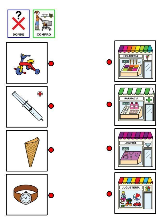7.fichas donde compro cada producto | Tea | Pinterest | Autismus ...