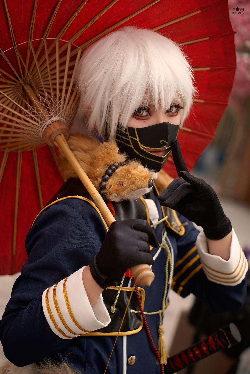 Nakigitsune - Mina Maru(Mina) Nakigitsune Cosplay Photo - Cure WorldCosplay