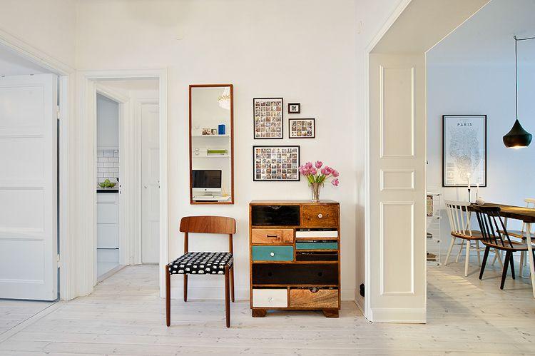 Scandinavisch Appartement Inspiratie : De hal inrichten? 10x hal inspiratie voor jou uitgezocht living