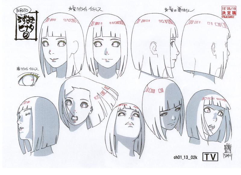 Official Naruto & Boruto Art in 2020 Anime character