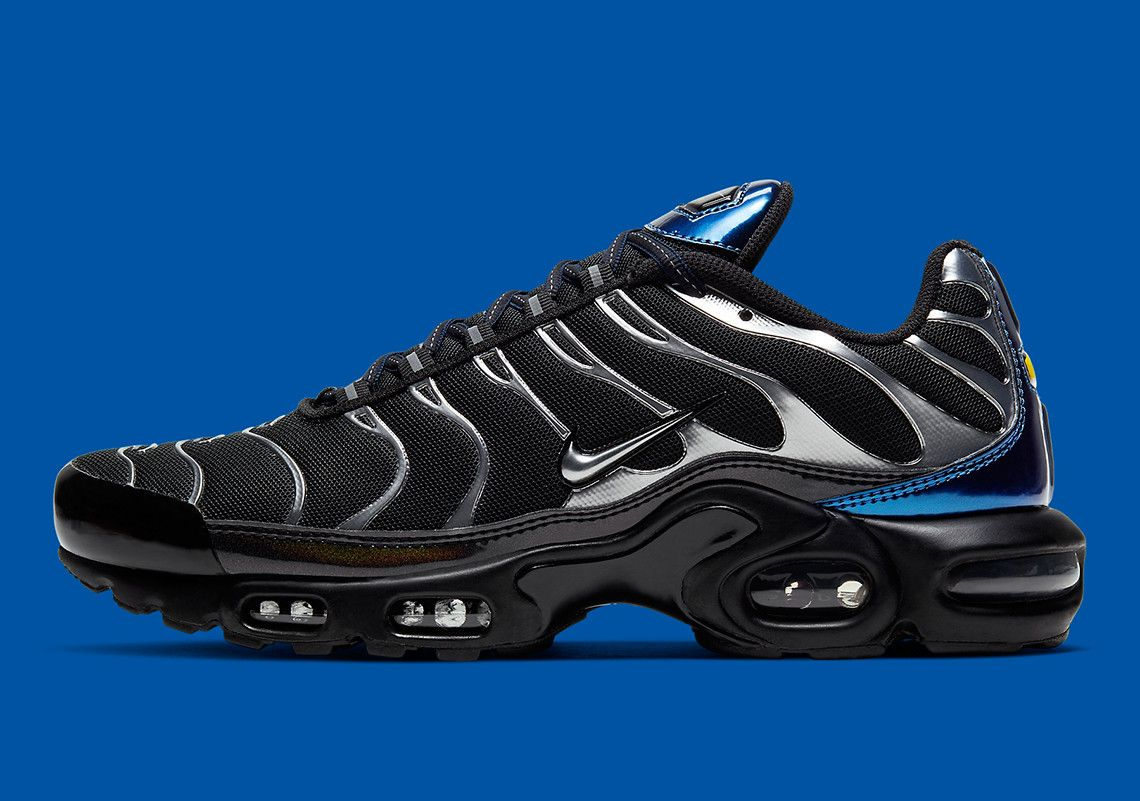 This Nike Air Max Plus Is Made For TRON Fans in 2020