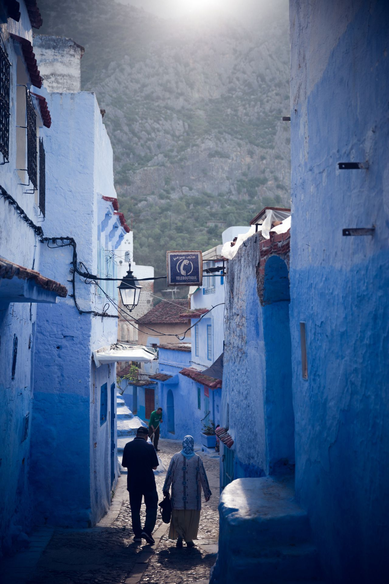 breathtakingdestinations:  Chefchaouen - Morocco (by Chris Ford)