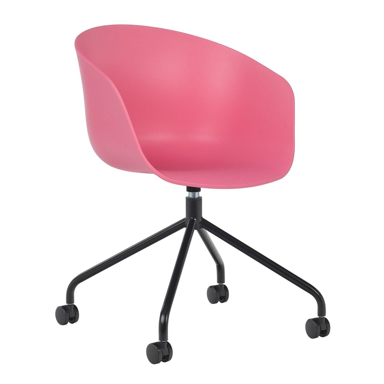 Chaise De Bureau A Roulettes Yah Sklum En 2020 Chaise Chaise Bureau Roulette