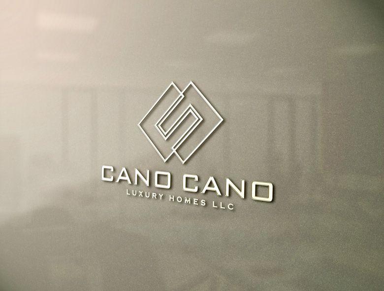 Luxury homes logo design spellbrand graphic design for Design hotel logo