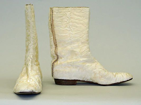 André Courrèges  boots 1966