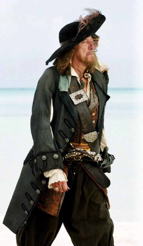 0b5ccfe46 Hector Barbossa | Geekery & Cosplay | Pirates of the caribbean ...