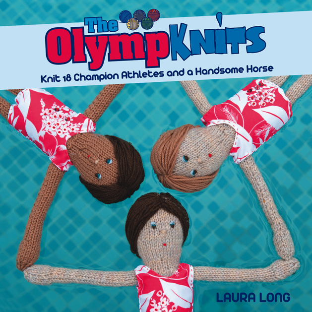 Olympknits Project Excerpt Gloria the (Knitted) Gymnast