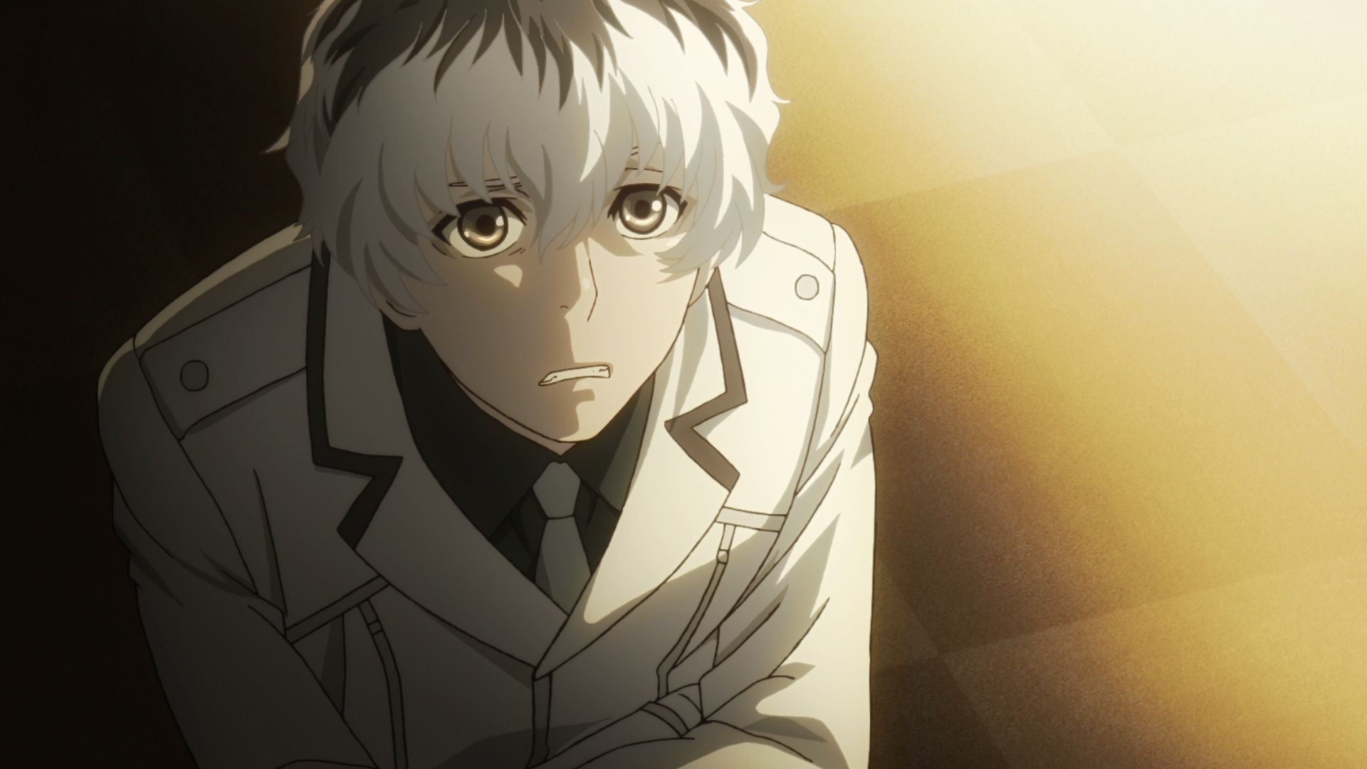 Tokyo Ghoul Season 3 Episode 1 (With images) Tokyo ghoul