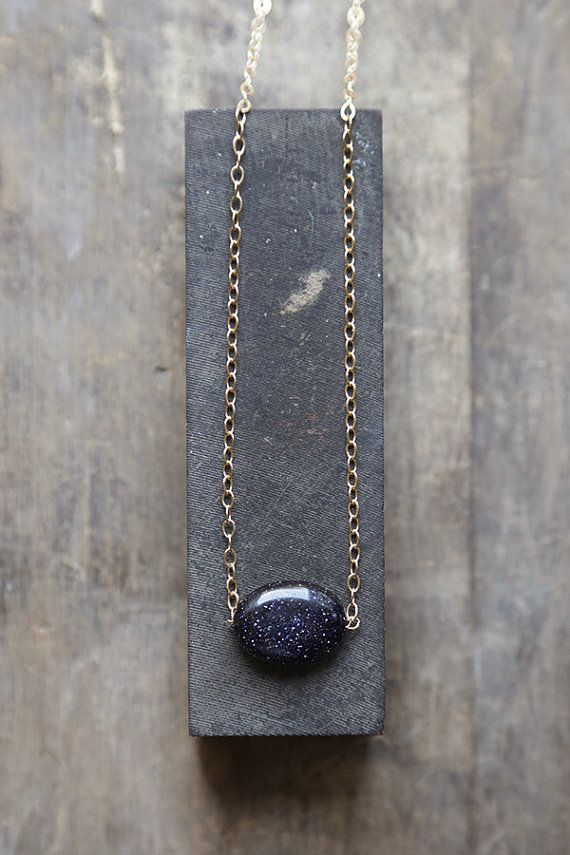 lazuli and necklace blue goldstone product lapis