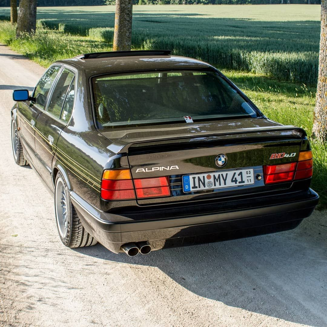 Pin By Ahmed Elgendy On Awesome Auto Shot Bmw E34 Bmw Alpina