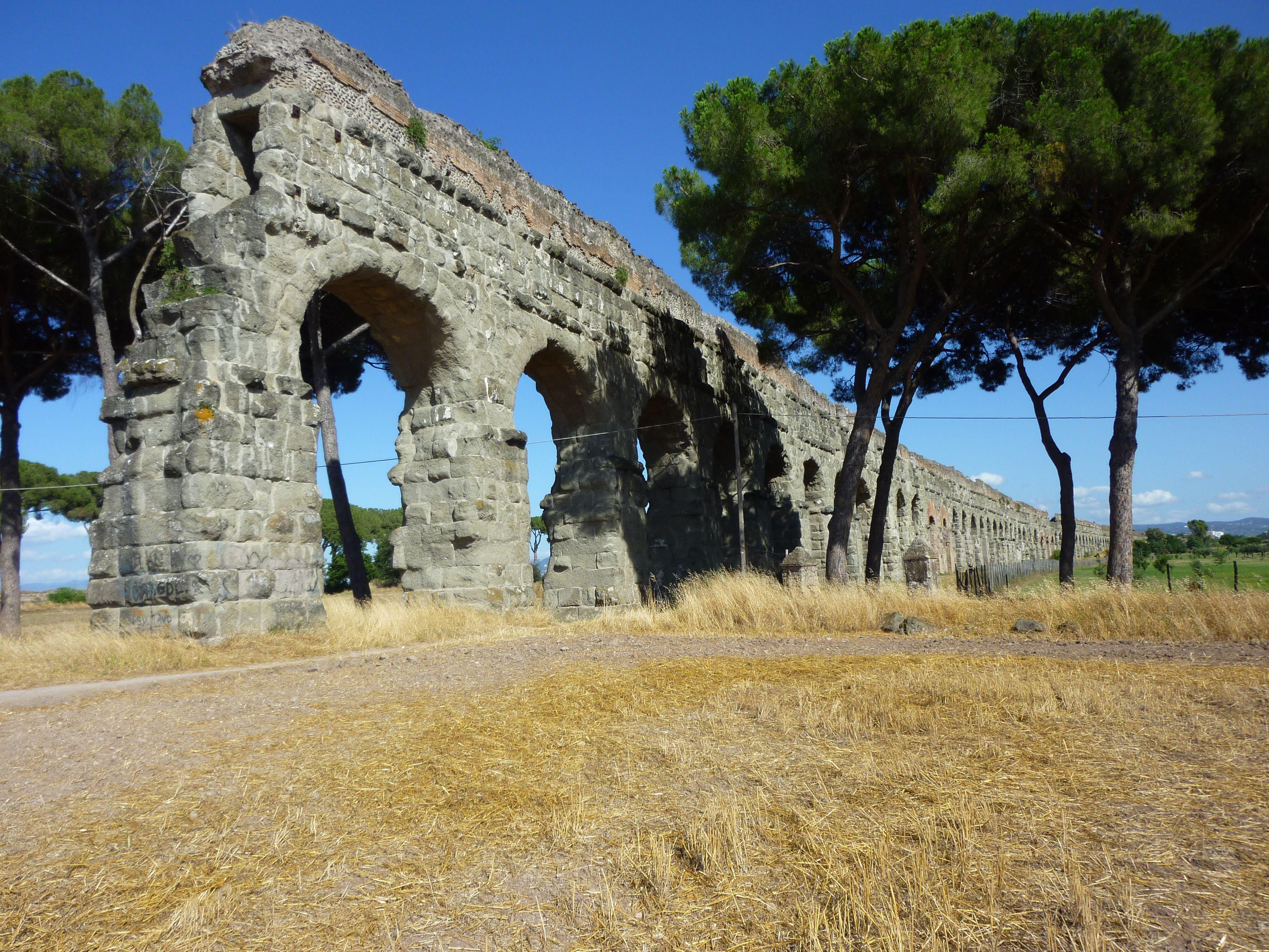Acquedotto della Roma antica