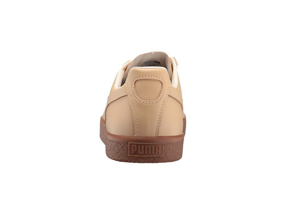 Puma Clyde Natural shoes beige